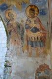 """Ikonen Bachkovo-Kloster """"Assumption heiligen Virginâ€- stockbilder"""