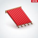 Ikonen-Metallabdeckung auf Dach Lizenzfreie Stockfotos