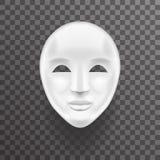 Ikonen-Schablonen-Hintergrund-Spott-hohe Design-Vektor-Illustration der Masken-antiker Laterne-realistischer 3d Transperent Stockfoto