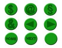 Ikonen, Symbole, Stockfotos
