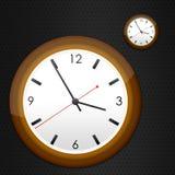 Ikonen-Uhr Stockfotografie