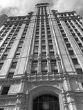 Ikonenhafter Chicago-Büroturm stockfotos