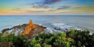 Ikonenhafter Felsen Eagle Nests, Victoria Lizenzfreies Stockbild