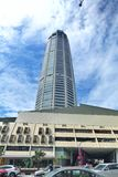 Ikonenhaftes Gebäude Penangs Stockbilder