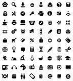 Ikonenset Lizenzfreie Stockbilder