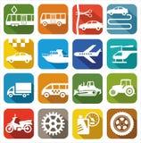 Ikonentransport Stockbilder