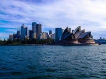 Ikonowa Sydney opera, Sydney, Australia Zdjęcie Royalty Free