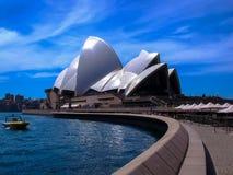 Ikonowa Sydney opera, Sydney, Australia Zdjęcia Stock