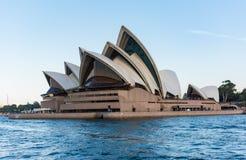 Ikonowa Sydney opera w Sydney, Australia Obraz Royalty Free