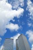 Ikonowi drapacze chmur Tel Aviv Fotografia Stock