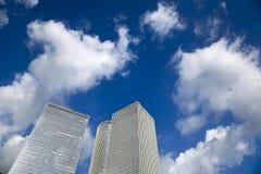 Ikonowi drapacze chmur Tel Aviv Obraz Stock