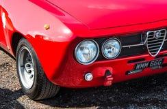 Ikonowy Alfa Romeo zdjęcie royalty free