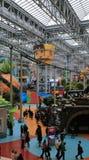 Ikonowy centrum handlowe Ameryka, Bloomington, Minnestoa, usa obrazy stock