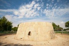 Ikonowy Wielki Hili grobowiec obraz stock