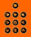 ikony Zdjęcie Stock