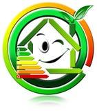 ikony energeting oszczędzanie Ilustracji