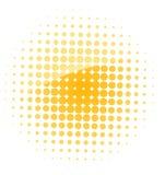 ikony ilustracyjny słońca wektor ilustracji