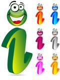 ikony informacja Fotografia Royalty Free