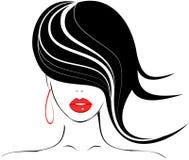 ikony makeup Zdjęcie Royalty Free