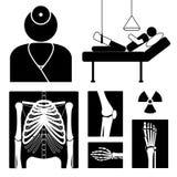 ikony medyczne Zdjęcie Stock