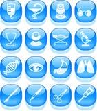 ikony medyczne Fotografia Royalty Free