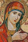 ikony mozaika Zdjęcia Royalty Free