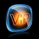 ikony neon vip Obrazy Royalty Free
