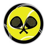 ikony paddle Zdjęcie Stock