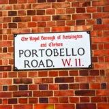 ikony sygnałowa ulica w London England Europe starym transpo obrazy royalty free