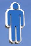 ikony toaleta Zdjęcie Stock