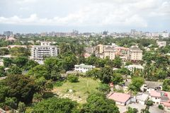 Ikoyi Λάγκος Νιγηρία στοκ φωτογραφίες με δικαίωμα ελεύθερης χρήσης