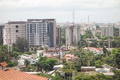 Ikoyi Lagos Nigeria Royalty Free Stock Images