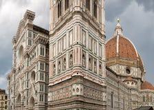 Il中央寺院,佛罗伦萨 库存照片
