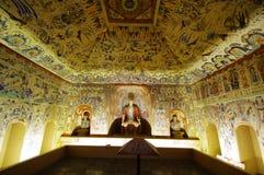 Il ¼ Mogao del frescoesï di Dunhuang scava il ¼ del ï immagini stock