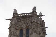 """Il †""""Parigi, Francia di Jacques del san della torre fotografia stock libera da diritti"""