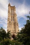 """Il †""""Parigi, Francia di Jacques del san della torre Immagini Stock Libere da Diritti"""