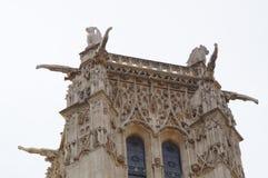 """Il †""""Parigi, Francia di Jacques del san della torre immagine stock libera da diritti"""