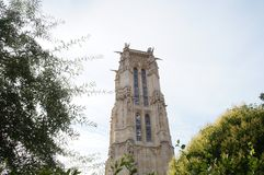 """Il †""""Parigi, Francia di Jacques del san della torre immagine stock"""