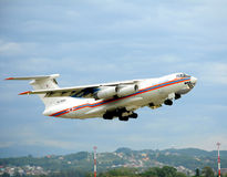 Il-76TD  Royalty Free Stock Images