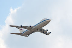 Il-80 command and control aircraft Royalty Free Stock Photography