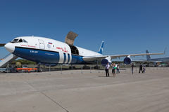 IL-96-400T Stock Photography