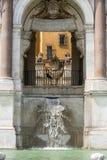Il ` Acqua Paola del dell di Fontana anche Fotografia Stock Libera da Diritti