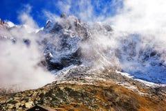 Il Alpes. Fotografia Stock Libera da Diritti