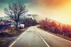 Il Apennines, Italia Fotografie Stock
