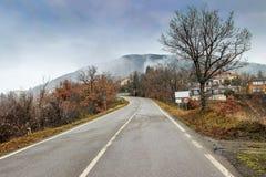 Il Apennines, Italia Fotografie Stock Libere da Diritti