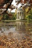 Il Apollotempel nel parco del castello di Nymphenburg Fotografie Stock