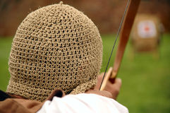 Il archer Immagini Stock Libere da Diritti