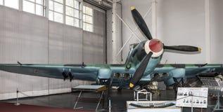IL--2-Armoredslagman (1939) max hastighet km/h-400 Royaltyfri Bild