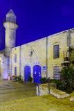 Il artiste Quarter, Safed (Tzfat) T Image stock