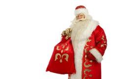 Il Babbo Natale Fotografia Stock